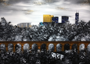 luxemburg kirchberg oper brücke banken