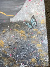 Details Leinwand Druck Nadia Schreiner Painting Journeys