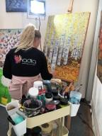 TENDANCES JARDIN COLMAR BERG NADIA SCHREINER 2017 PAINTING JOURNEYS NADJA (10)