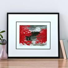 HARU - Nadia Schreiner Fine Art Print