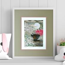 KINTSUKUROI - Nadia Schreiner Fine Art Print