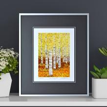 LIMELIGHT - Nadia Schreiner Fine Art Print